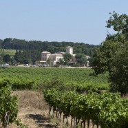 Château Gigognan en Châteauneuf du Pape