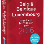 Nouvelles étoiles en Belgique – Michelin 2016