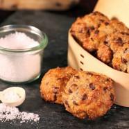 Cookies au chocolat et Fleur de sel de Camargue