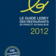Guide Lebey Restaurants 2012