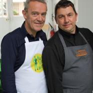Alain Passard et le Géant Vert