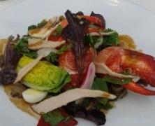 Homard du Maine en Salade façon Niçoise – Restaurant Les Ombres