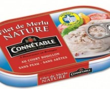 Connétable – Filet de Merlu nature