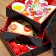 Bento Box en terrasse au Royal Monceau