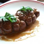 Semainier Allard Mercredi : Rognons de veau, sauce Madère