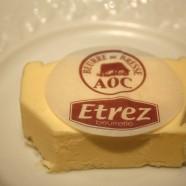 Beurre et Crème à La Laiterie Coopérative Etrez en Bresse