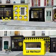 Balade Rue de la Flandre