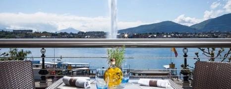 Deux Tables au Kempinski Genève