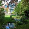 Le Jardin des Plumes à Giverny (Eure)