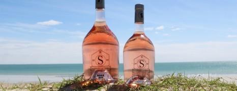 Le rosé « S », Sébastien, Sommelier, Splendide…