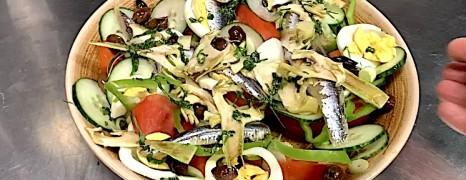 FoodSaga – Salade Niçoise