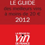 Le Guide des meilleurs vins à moins de 20€