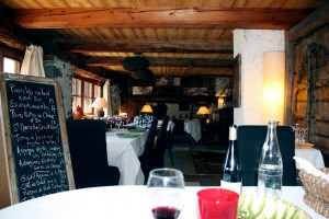 Propos gourmands et diserts sur val d is re gourmets co for Chez merie le miroir sainte foy