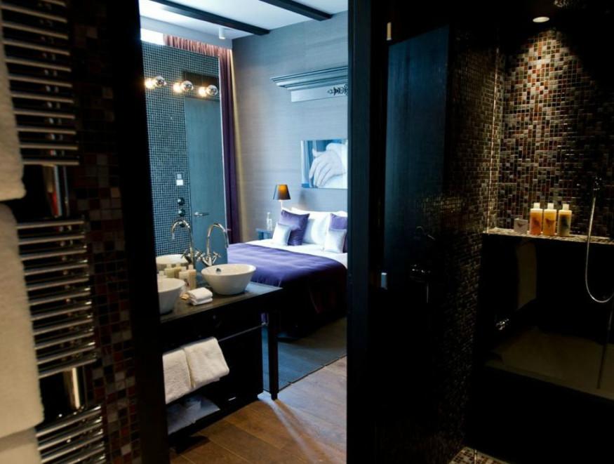 salle de bain orientale chambre orientale chic sariva - Chambre Orientale Chic