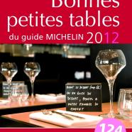 Michelin – Bonnes Petites Tables 2012