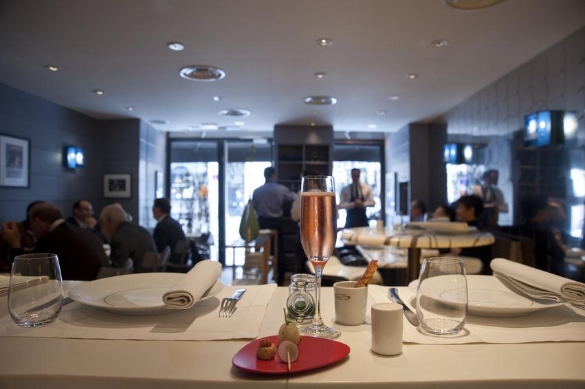 Restaurant Le Rive Gauche Menu