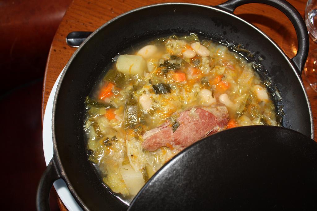 Soupe de l gumes corse cuisine la francaise - Cuisine a la francaise ...