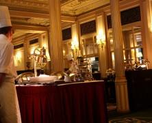 Brunch au Café de la Paix