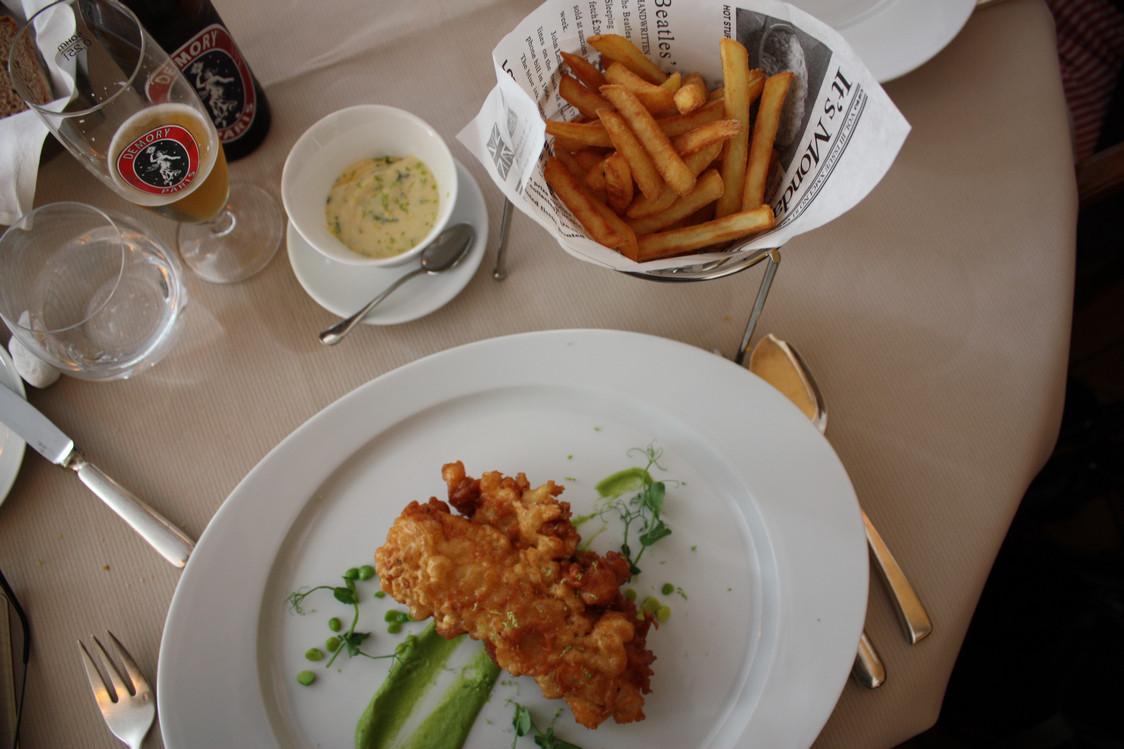 Fish & Chips bis