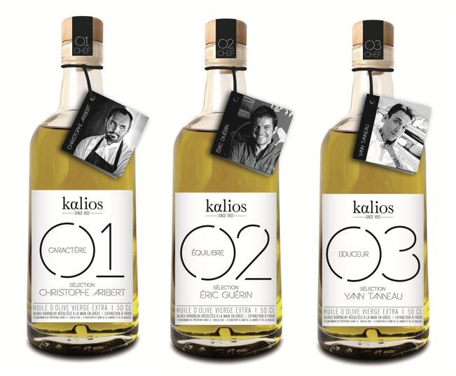 KALIOS - Les huiles d'olive