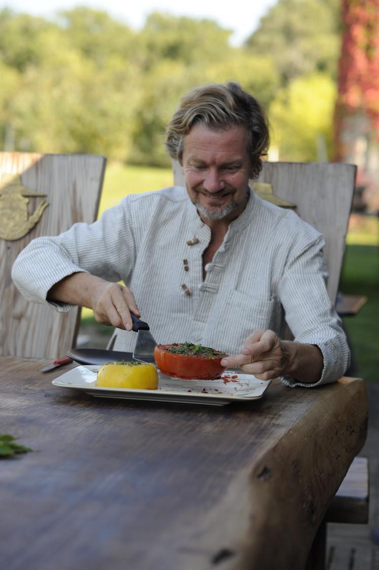 Les tomates du prince jardinier de louis albert de broglie gourmets co - Louis albert de breuil ...