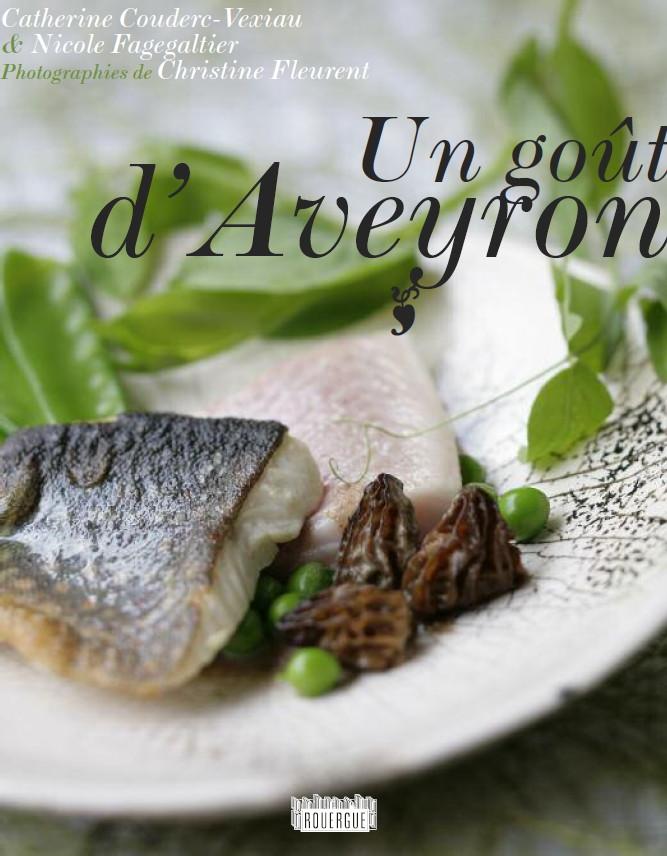Livre - Un goût d'Aveyron