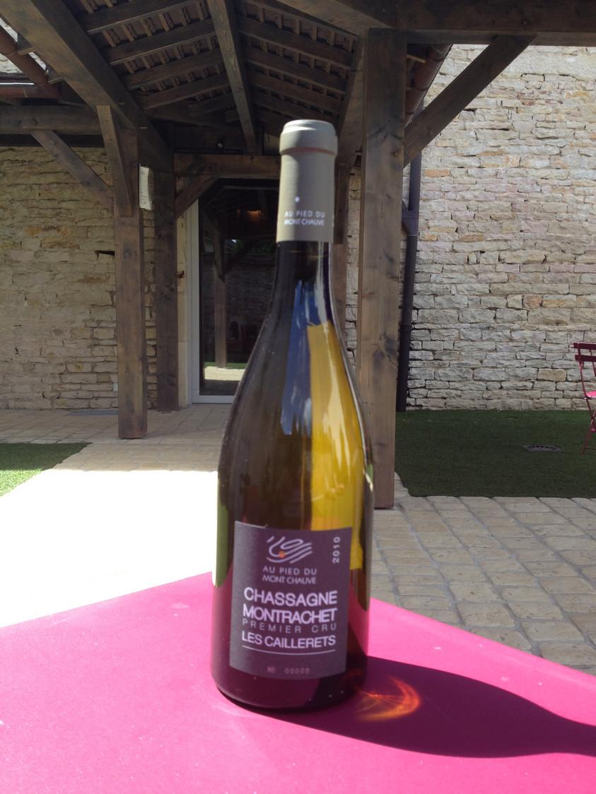 Chassagne Montrachet 1er Cru Les Caillerets Blanc 2010