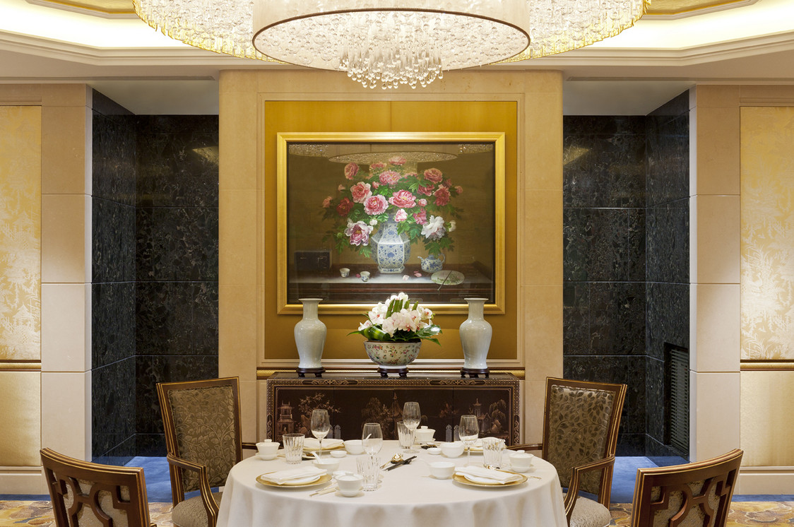 Restaurant Shang Palace Restaurant - Shangri-La Hotel Paris 3