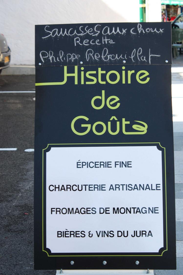 Epicerie Les Rousses