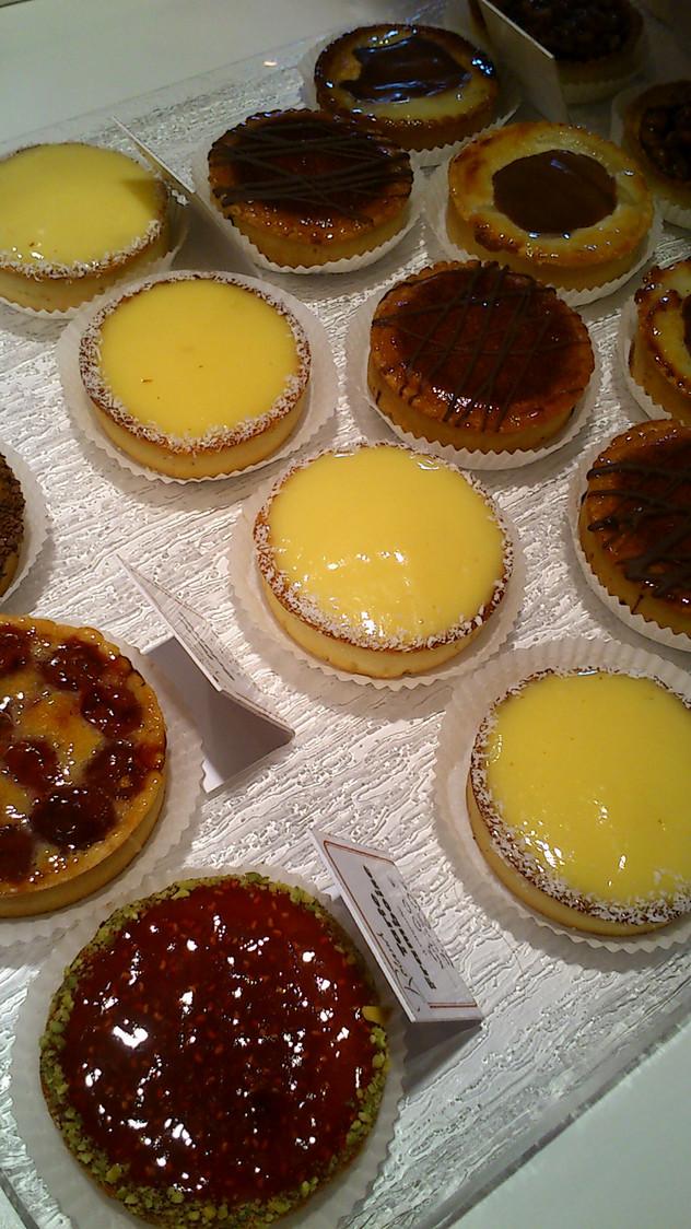 Assortiment de tartes Roland