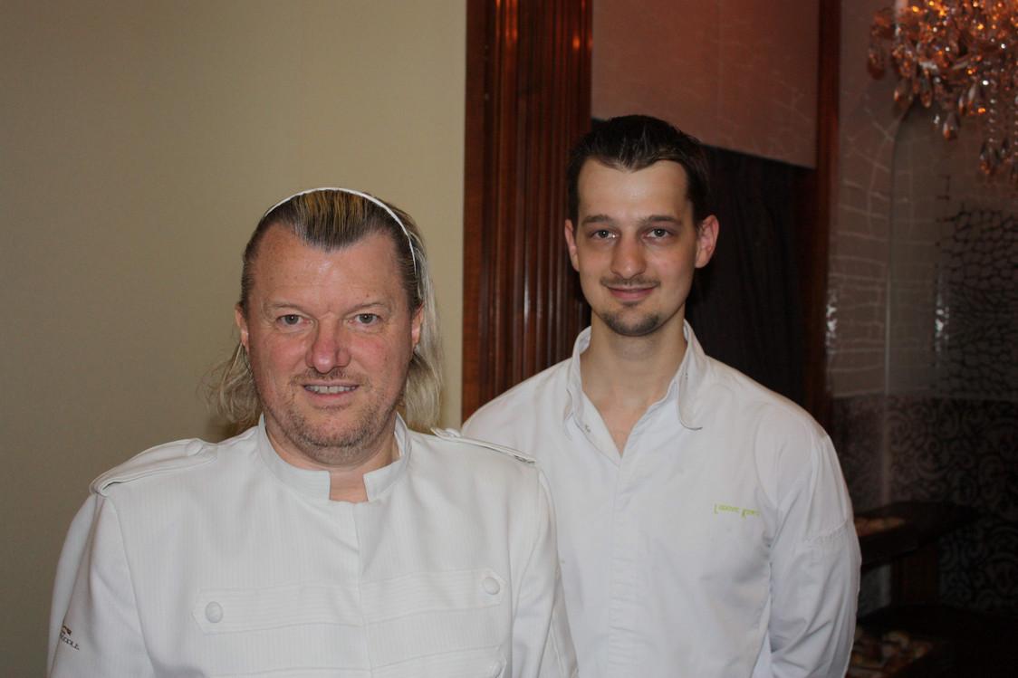 Philippe Bohrer (à g.) & Ludovic Kientz