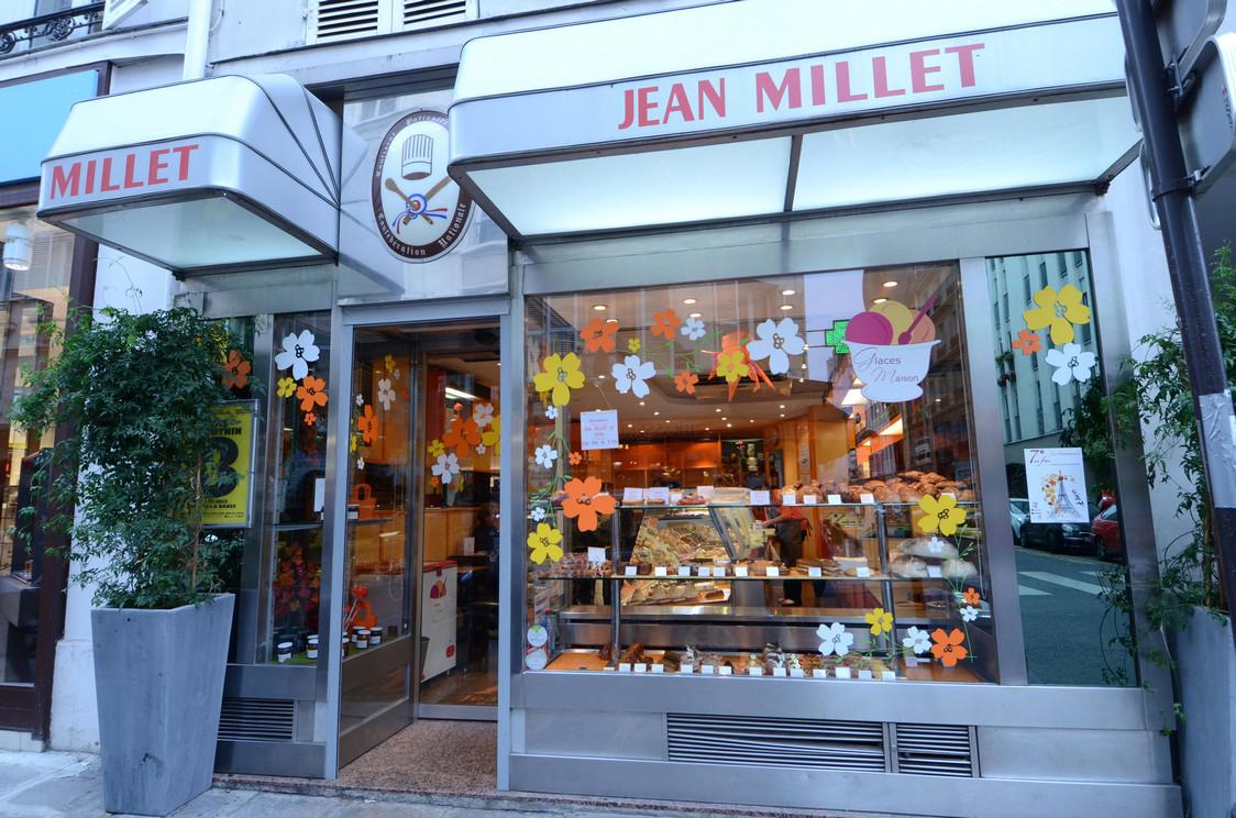 Facade Patisserie Jean Millet © Serge Arnal