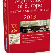 Main Cities of Europe – Restaurants & Hotels – Michelin 2013