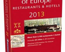 Main Cities of Europe – Restaurants & Hotels – Michelin 2013