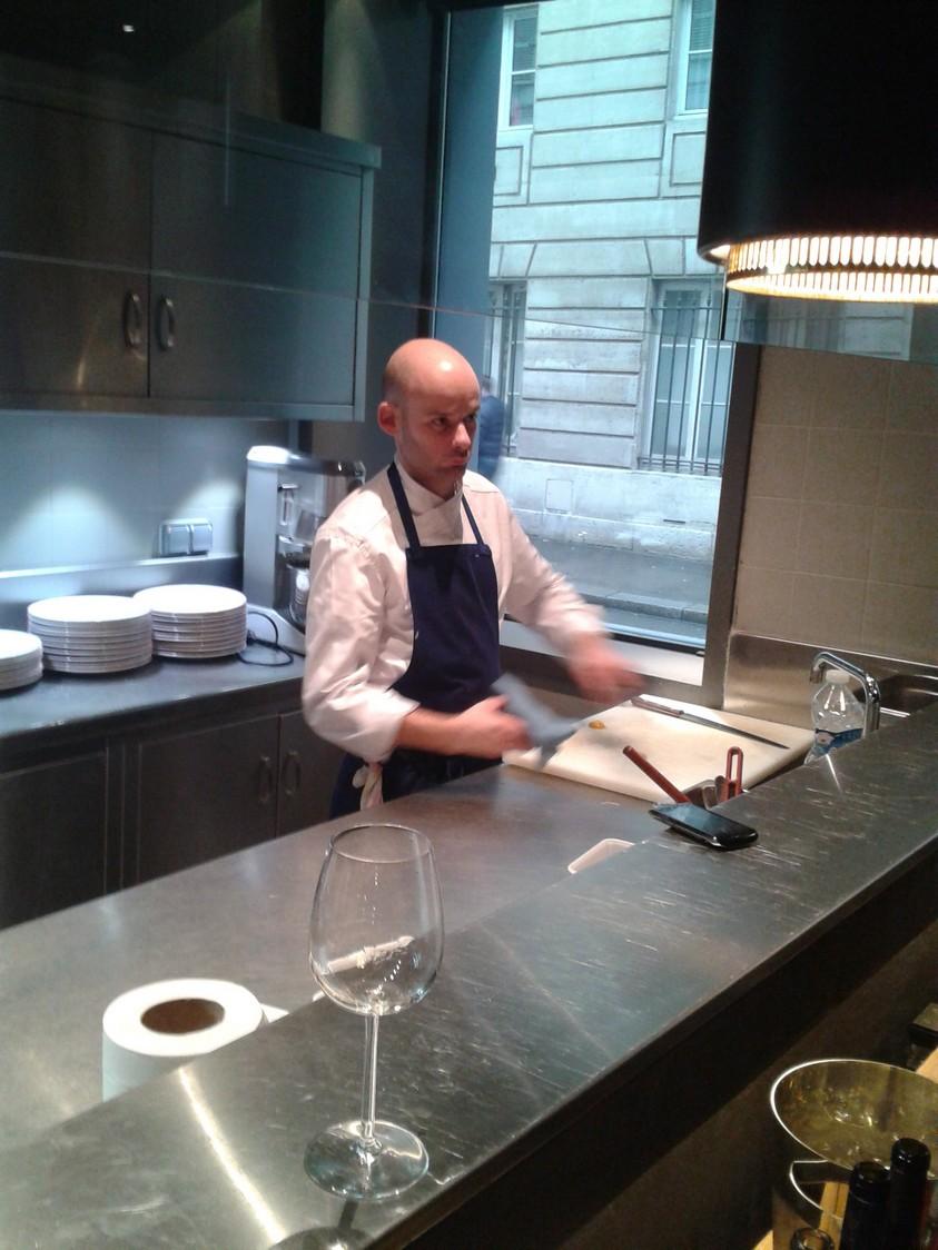 Garance - Guillaume Iskandar, le chef