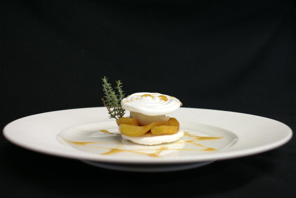 Auberge Coté Jardin - AK Variation vacherin
