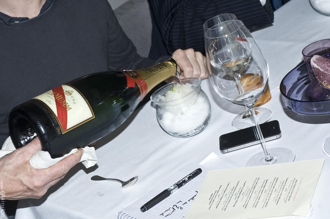 Champagne G.H.Mumm - Champagne 03