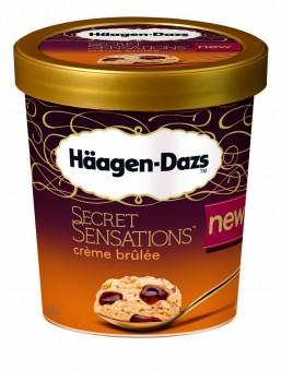 Häagen Dazs Crème brûlée 257x340
