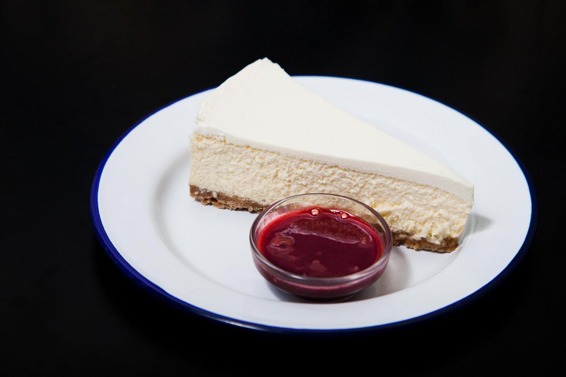 Paris New York - Rachel's cheesecake