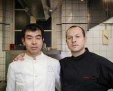 Frédéric Simonin & Kazuo Takagi