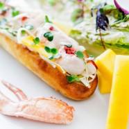 Lobster Rech, homard bleu et mangue épicée