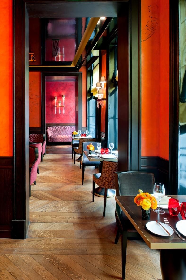 Buddha-Bar Hotel Paris - Le Vraymonde Perspective II