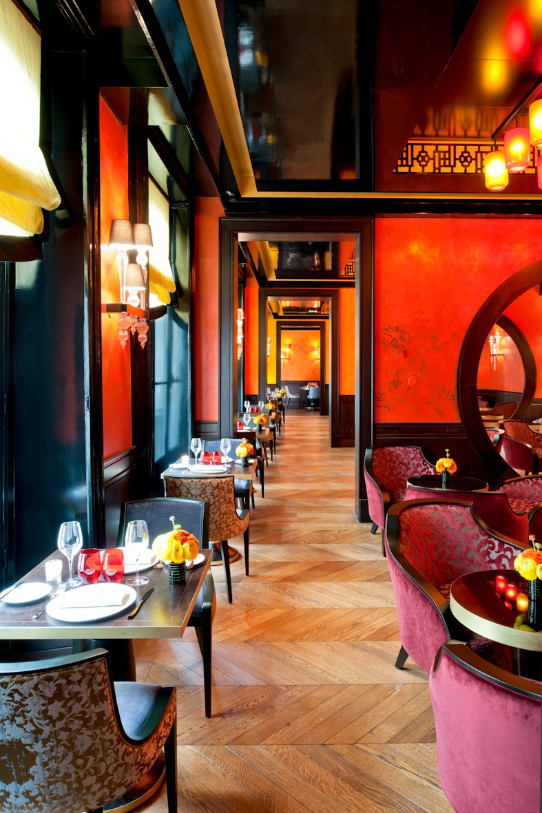 Buddha-Bar Hotel Paris - Le Vraymonde Perspective III