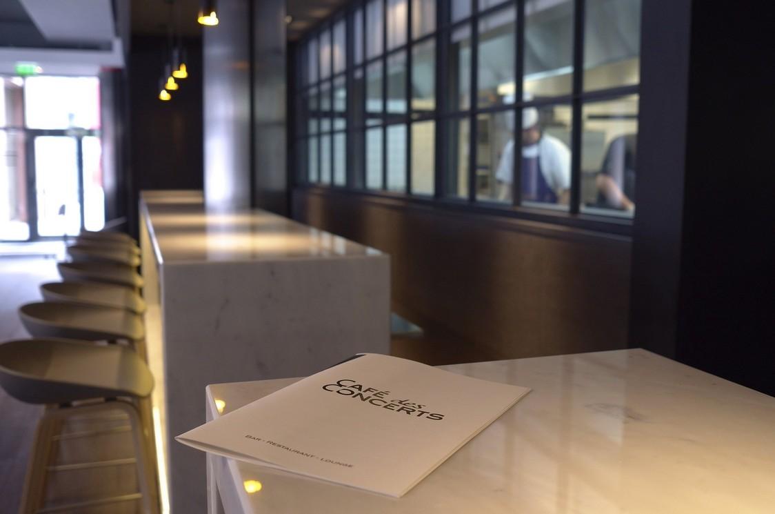 Café des Concerts - Salle 03
