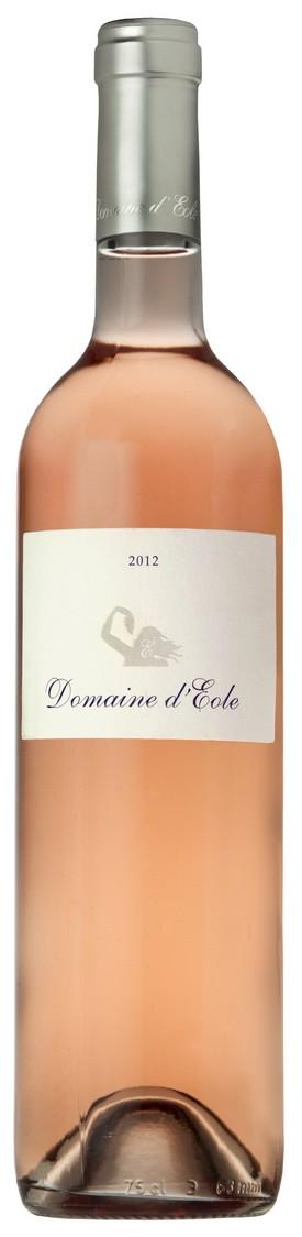 Domaine d'Eole rosé 2012