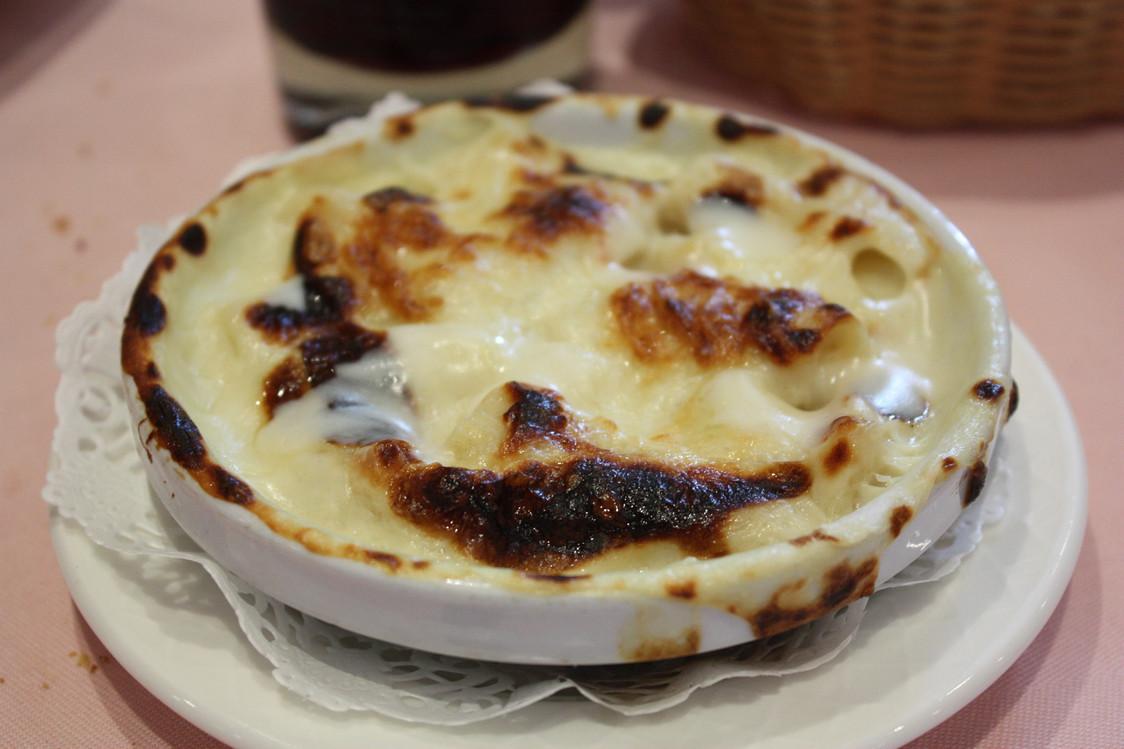 La Voûte - Chez Léa - Gratin de macaronis