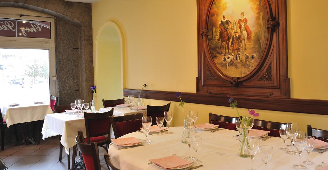 La Voûte - Chez Léa - Salle du restaurant 02