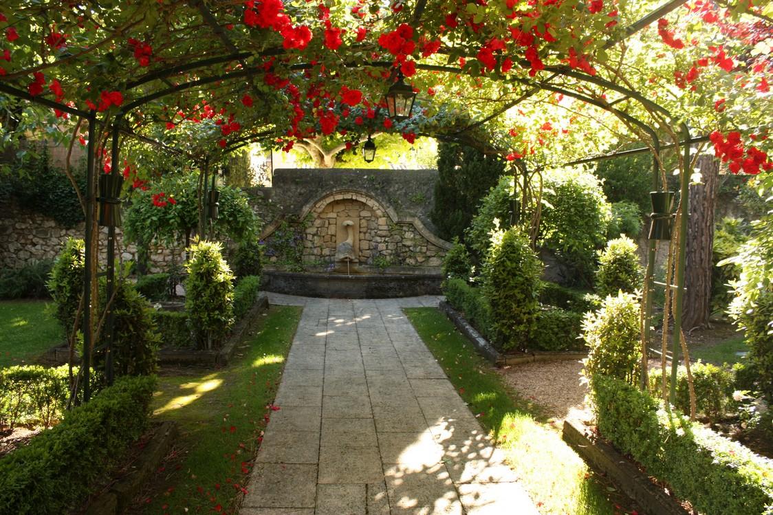 Le Pigonnet - Jardin