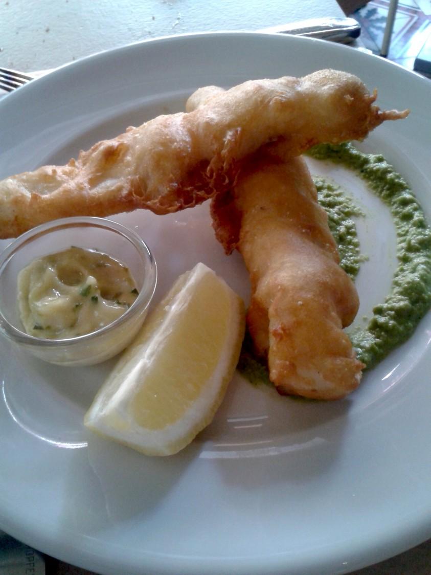 Ma Cocotte - Fish & chips de Portobello