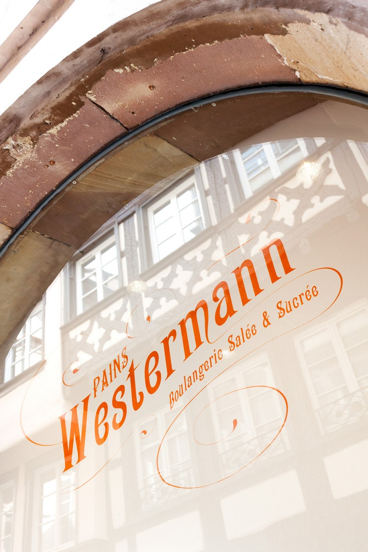 Pains Westermann - Enseigne
